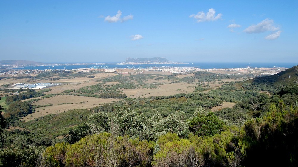 View over Algeciras